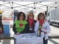 Catania, conclusione della Settimana Nazionale di Prevenzione Oncologica 2016 in piazza Giovanni Verga