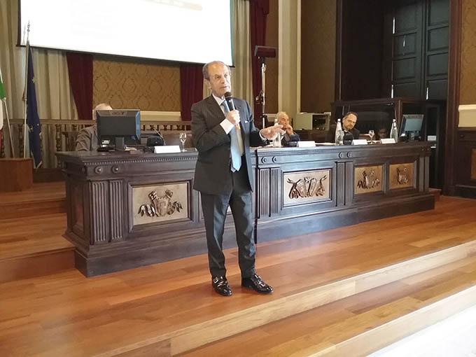 Il Presidente nazionale Lilt dott. Francesco Schittulli