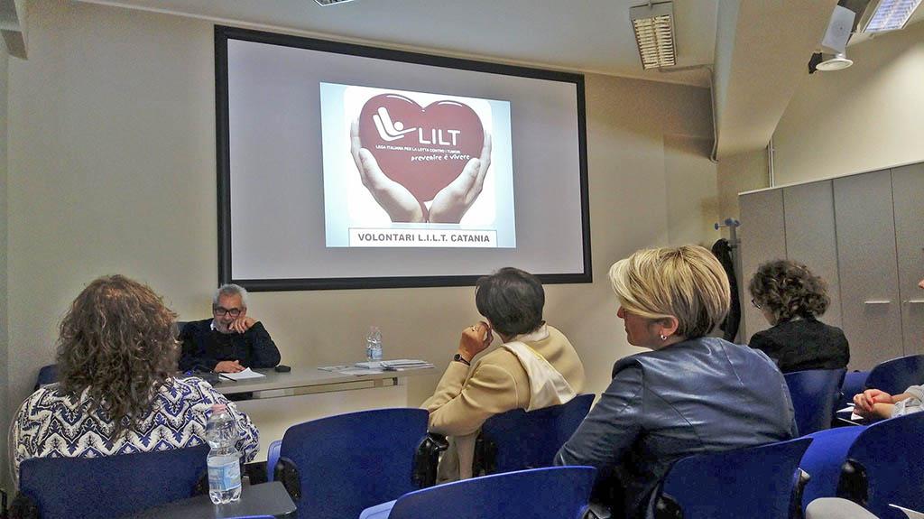 Corso formazione volontari Lilt