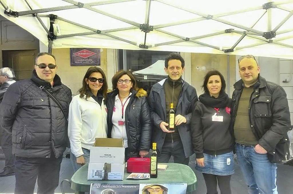 Belpasso, piazza Stella Aragona